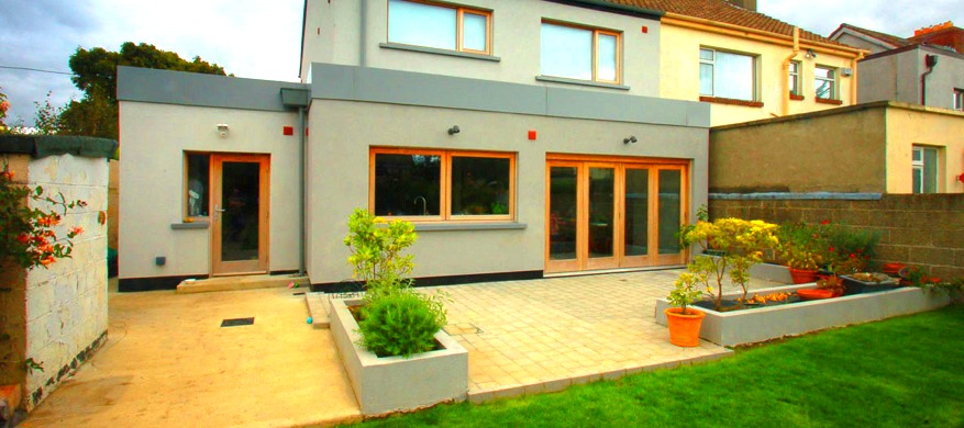 Captivating ... Space Within The House, Removing And Propping The Exterior Ground Walls  And Then Adding A New Kitchen Extension Outwards Which Will Add An Extra  30m2 To ...